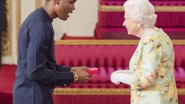 Queen Elizabeth Honours 20-Year-Old Nigerian For Raising $2m For African Project 2