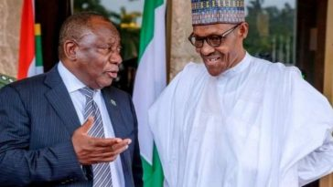 Buhari To Visit Ramaphosa In South Africa Over Xenophobic Attacks On Nigerians 7