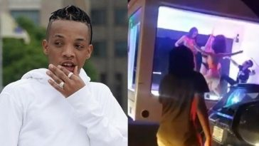 We're Going To Use Tekno As Scapegoat For Publicly Dancing With Naked Girls ⎯ FG 2