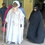 DSS Whisk Away El-Zakzaky, Wife Through Back Door Upon Arrival At Abuja Airport 32