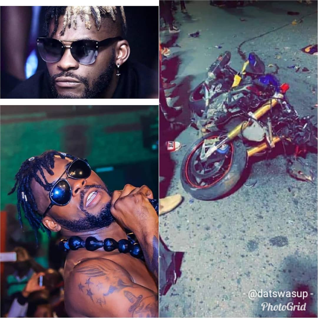 Breaking News: Popular Musician, DJ Arafat Dies At Age 33 From Motor Cycle Accident 2