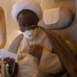 El-Zakzaky Discharges Himself From Indian Hospital, Returns Back To Nigeria 11