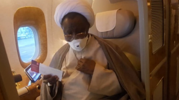 """We're Practically In Another Detention Facility"" - El-Zakzaky Laments Pathetic Situation At Indian Hospital 3"
