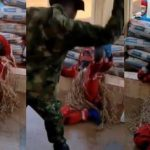 Viral Video Of Masquerade Begging For Mercy While Being Flogged By Nigerian Soldier 29