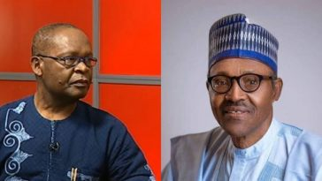 """Anyone Who Says Buhari Isn't Doing Well Is A Liar From Pit Of Hell"" - Joe Igbokwe 7"
