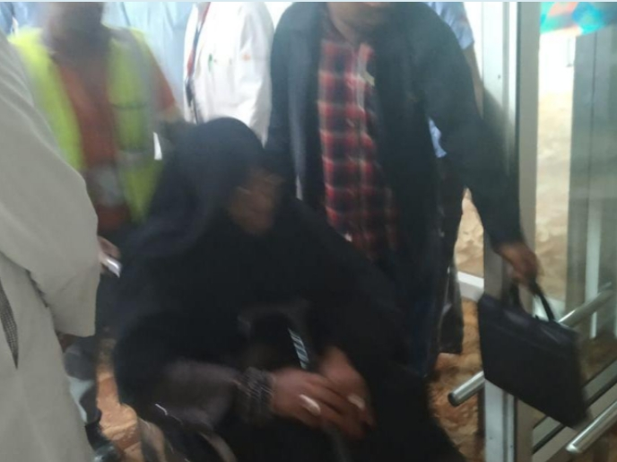 PHOTOS: Shiite Leader, El-Zakzaky And His Wife Arrives India For Medical Treatment 3