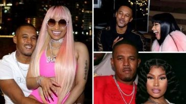 Nicki Minaj Says She And Boyfriend Kenneth Petty Will Be Married in 'About 80 Days 10