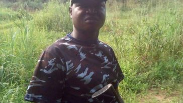 Police Officer Arrested For Blasting Buhari's Government, Vowing To Revenge Killing Of Colleagues By Army 4