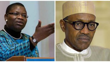 Food Security: Oby Ezekwesili Describes President Buhari As A Completely Out-Of-Touch Leader 4