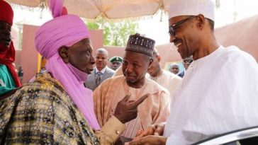 """We Only Have 24 Hours Light When You Are Around"" – Daura Elders Tells President Buhari 7"