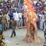 Masquerade Comes Out Unhurt After Being Set Ablaze During Festival In Ogun [Video] 27