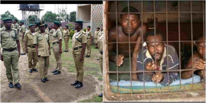 Buhari Changes Name Of Nigerian Prisons Service To 'Nigerian Correctional Facility' 1