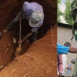 Kenyan Officials Exhume Body Of Dead Officer To Retrieve Uniform [Photos] 28