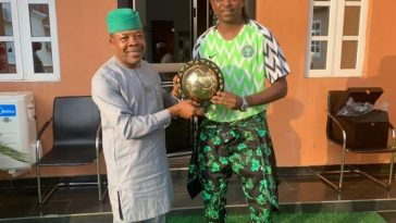Super Eagles Legend, Kanu Nwankwo Gets Political Appointment In Imo State 6