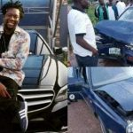 Klint Da Drunk Praises God For Delivering Him From The Jaws Of Death, Shares Accident Photos And Video 27