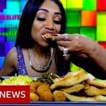 Meet Bethany Gasky, Woman Who Became A Millionaire Just By Eating Large Quantities Of Food 28