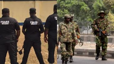 Nigerian Soldiers And F-SARS Operatives Clash Over Yahoo Boy's N50 Million Loot [Video] 6