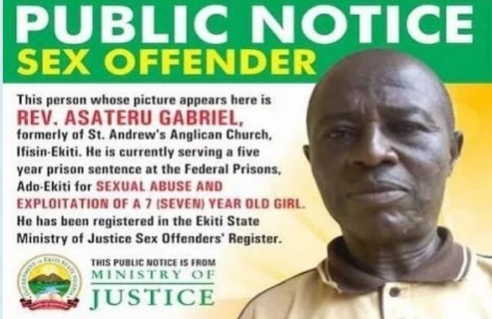 Ekiti State Government Begins Public Naming And Shaming Of Sexual Offenders 2