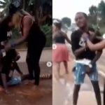 Three Female Friends Gang Up To Beat A Guy Who Was Secretly Dating And Sleeping With All Of Them [Video] 28
