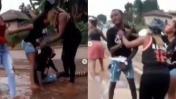 Three Female Friends Gang Up To Beat A Guy Who Was Secretly Dating And Sleeping With All Of Them [Video] 5