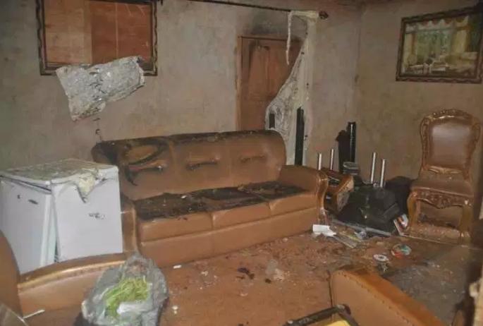 Man's House Burnt, Property Destroyed For Mistakenly Killing Neighbour's Dog In Enugu 2