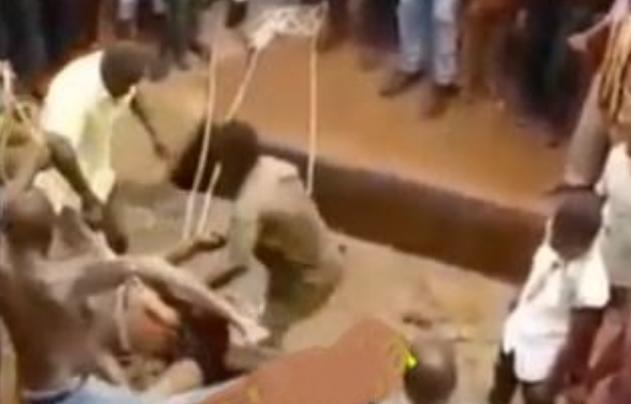 Depressed Man Kills Himself By Jumping Inside Well In Enugu [Video] 1
