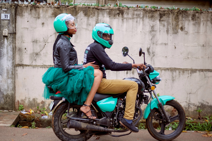 Bike Hailing Services in Nigeria 1