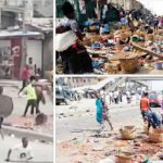 Two People Killed, Many Others Injured As Yoruba And Hausa Youths Clash In Lagos Market [Photos/Video] 27
