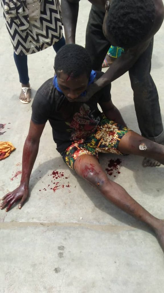 Two People Killed, Many Others Injured As Yoruba And Hausa Youths Clash In Lagos Market [Photos/Video] 2
