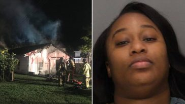 Woman Burns Down House Of Man Who Called Her For Sex, Then Slept Off Before She Arrive 9