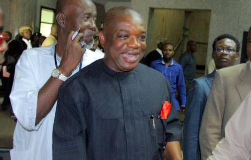 BREAKING: Supreme Court Nullifies Orji Uzor Kalu's 12-Year Jail Term, Releases Him From Prison 1