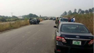 Armed Robbers Attack Deputy Governor's Convoy, Kill Three Policemen, Civilian 3