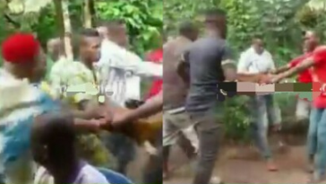 Drama As Youth And Elders Fight Over Traditional Wedding Goat In Anambra [Video] 2