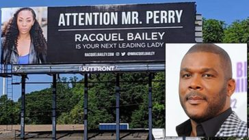Actress Who Paid $2,000 For Billboard To Get Tyler Perry's Attention, Lands Role On His Show 4