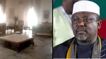 Imo Government Recovers Mansion Okorocha Gave To His Ethiopian Girlfriend [Video] 3