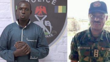 Army Officer Working With Kidnap Kingpin, Wadume Identified As Captain Tijani Balarabe 13