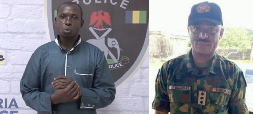 Army Officer Working With Kidnap Kingpin, Wadume Identified As Captain Tijani Balarabe 1