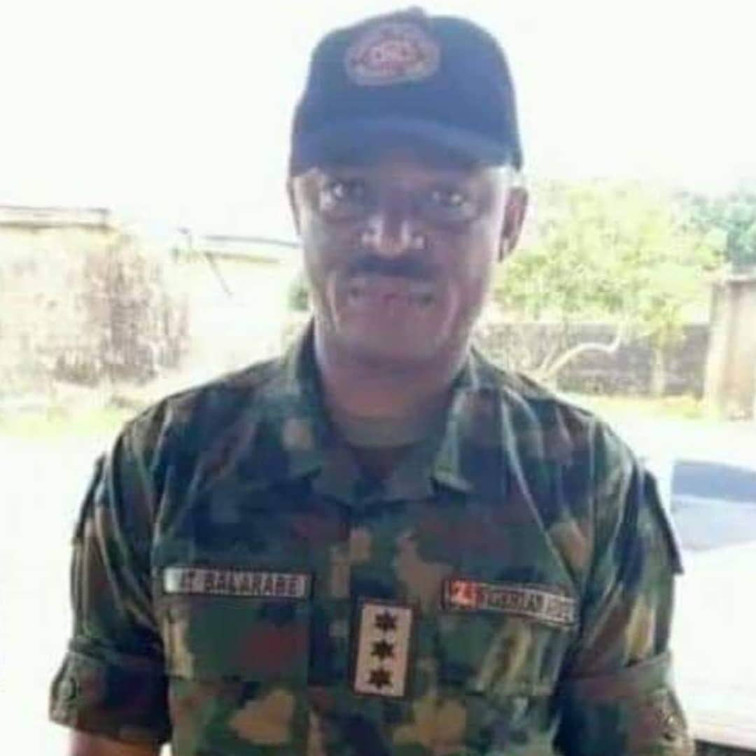 Army Officer Working With Kidnap Kingpin, Wadume Identified As Captain Tijani Balarabe 2