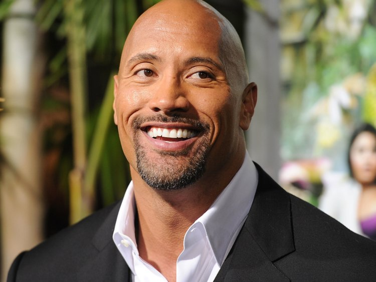 AGAIN! Dwayne Johnson 'The Rock' Tops List Of Forbes Highest Paid Actor In The World 2
