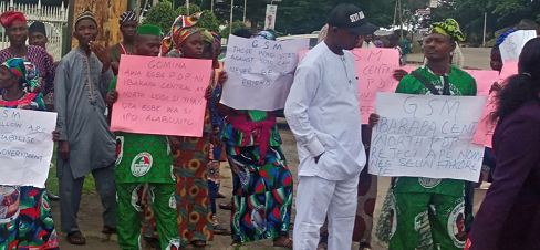 Oyo Elders Protest Against Having 27-Years-Old As Commissioner For Youth Affairs 4