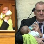 New Zealand House Speaker Feeds Lawmaker's Baby During Parliament Debate [Video] 30