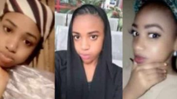 Beautiful Girl Who Was Declared Missing In Jos, Found In Abuja With A Man She Met Online 5