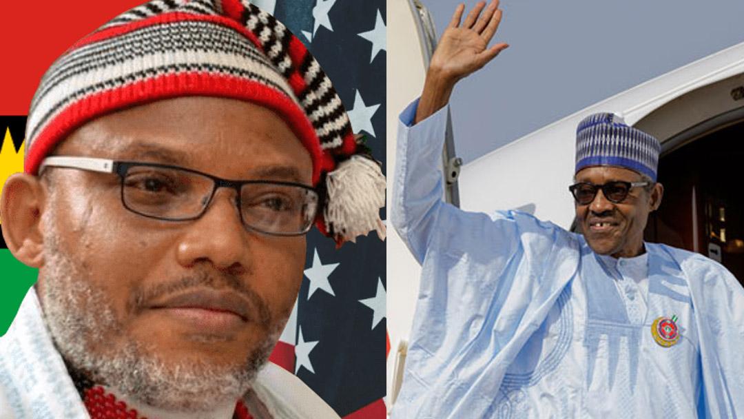 """President Buhari Will Not Return From Japan"" - Nnamdi Kanu Makes Another Shocking Claim 1"