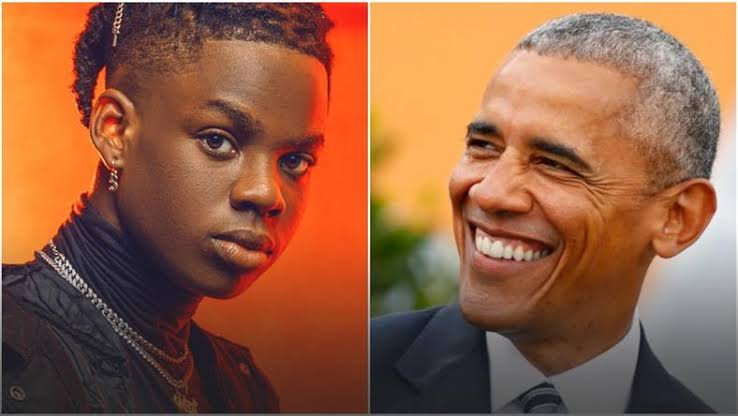 Rema's Song 'Iron Man' Featured On Barack Obama's Summer 2019 Playlist 1