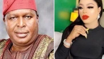 I Shut Down Bobrisky Birthday Party And He Couldn't Do Anything - Olusegun Runsewe 7