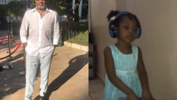 Femi Otedola Offers Scholarship To Little Girl Singing DJ Cuppy's News Song 'Gelato' [Video] 5