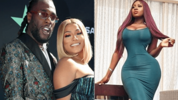 Nigerians Reacts As Burna Boy Allegedly Cheats On Stefflon Don With Princess Shyngle 7