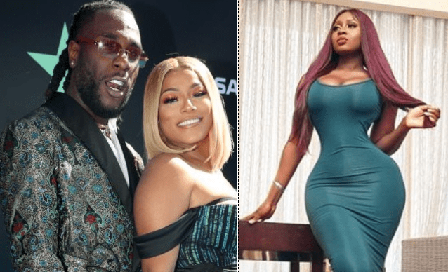 Nigerians Reacts As Burna Boy Allegedly Cheats On Stefflon Don With Princess Shyngle 1