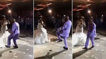 This Nigerian Dad's Dance Moves With His Daughter On Her Wedding Day Will Make Your Day [Video] 1