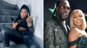 """""""We Are Good Over Here"""" - Stefflon Don Denies Breakup With Burna Boy 6"""